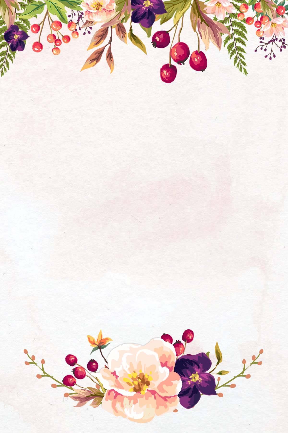 fall invitation blank 4x6 teepee girl