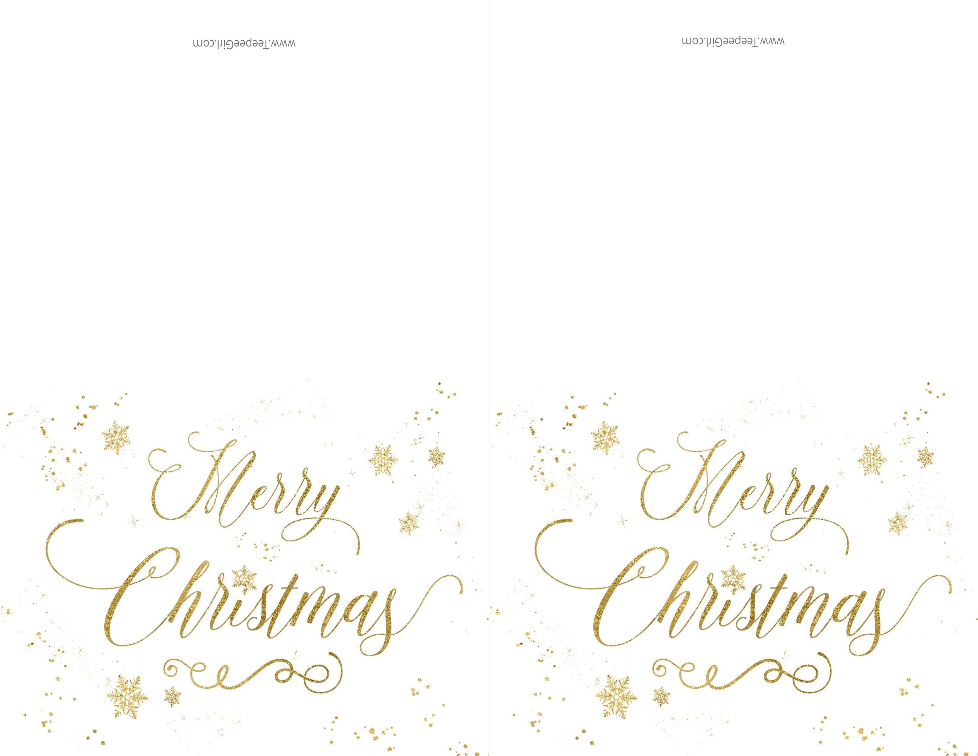 Free Christmas Printable Set Teepee Girl