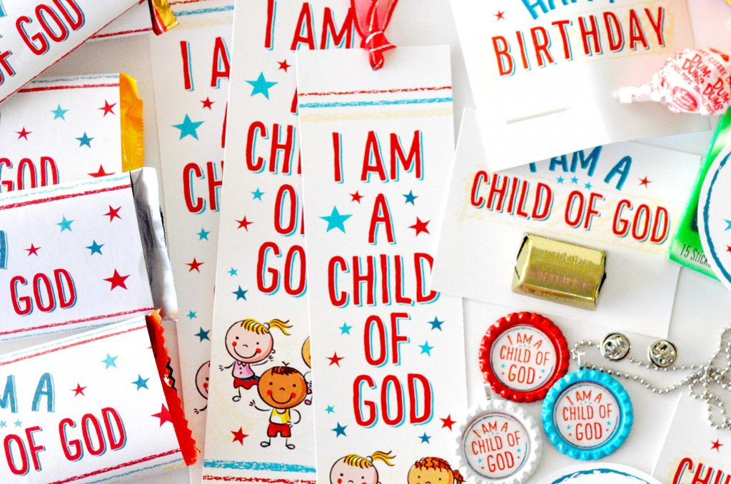 photo relating to I Am a Child of God Printable identify Major 2018 I Am a Youngster of God Printable Package 1 - Teepee Woman
