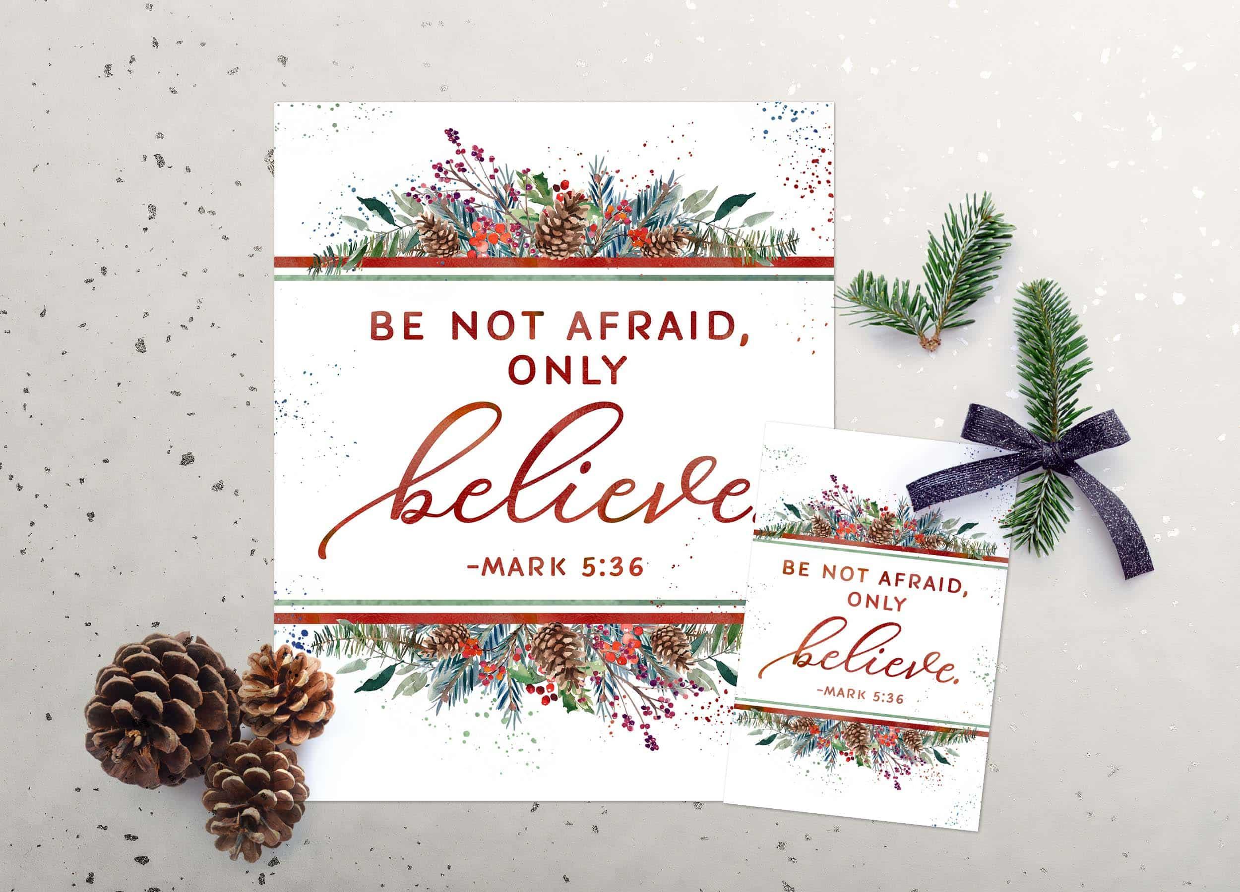 Free Light The Word One by One 2019 Scripture Printable www.TeepeeGirl.com